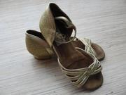 Туфли для бальных спортивных танцев для девочки