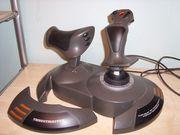 Игровая приставка - джойстик Thrustmaster
