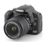 Продам зеркальный фотоаппарат Canon 450D EF-S 18-55 f3.5-5.6 IS