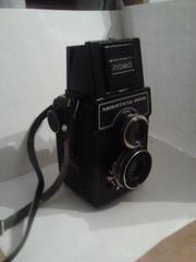 фотоаппарат ломо любитель 166В 1976-1996 год
