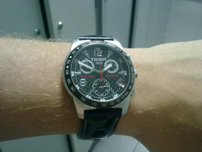 Продам часы Tissot PR50 sport t34.1.528.52. Часы Emporio Armani Blue Sport - женские в Красноярске