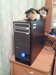 Продам рабочий компьютер БУ.
