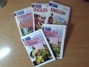 учебники 8, 9, 10 классов по английскому языку