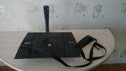Металлические полки- подставки настенные для телевизора или другого.
