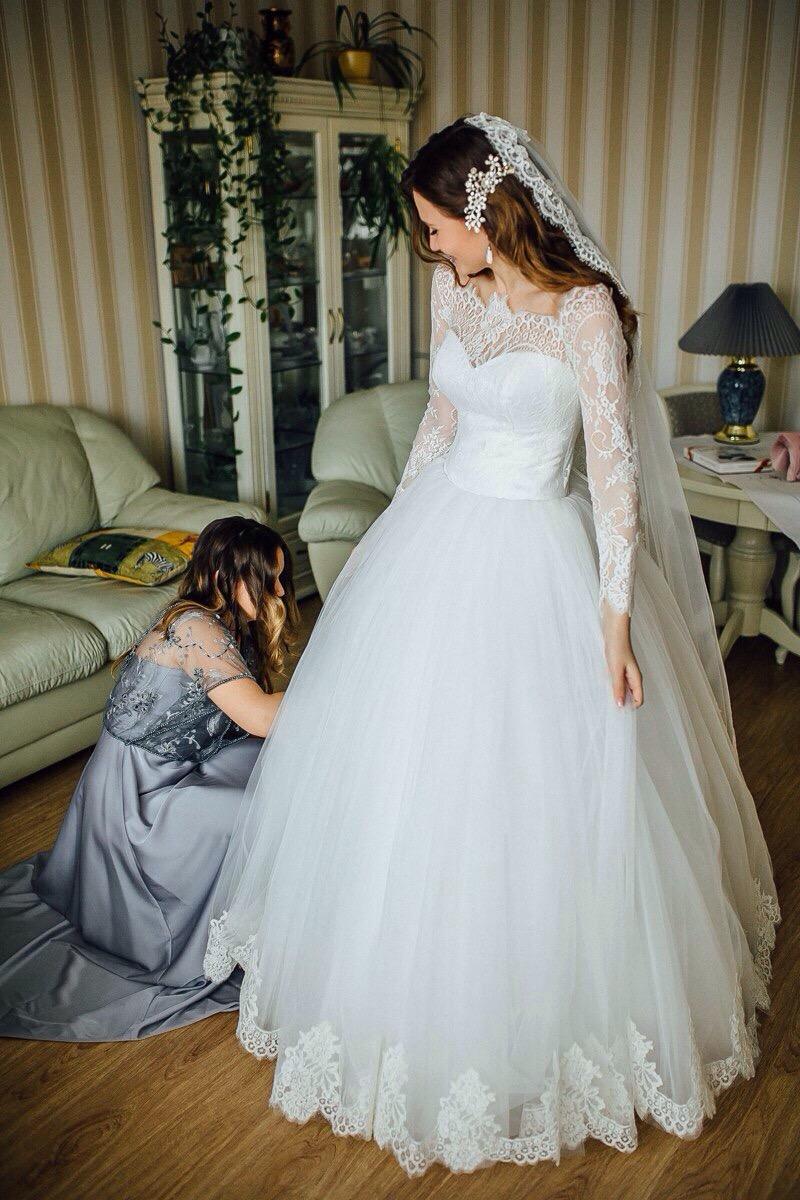 Свадебные платья красноярск продажа