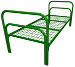 Кровати металлические двухъярусные для рабочих,  кровати дёшево