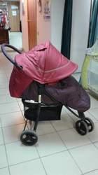 Продам прогулочную коляску Happy Baby Ultima