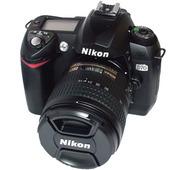 Продам Nikon D70. Состояние хорошее
