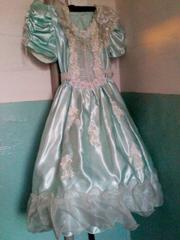 платье новогоднее карнавальное