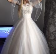 Продам свадебное платье Красноярск