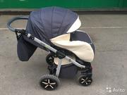 Продам детскую коляску 3в1 бу.
