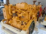 Двигатель трактор Д-180