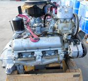 Двигатель ЗИЛ-130