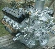 Двигатель,  ГАЗ 53