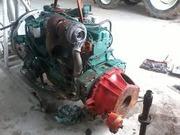 Двигатель трактор Т-150