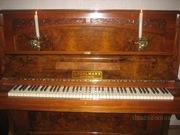Настройка пианино и роялей. Ремонт любой сложности. Профессионально.