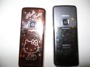 Nokia 6300 (2шт,  б/у)